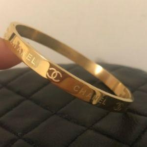 Classic ❤️ Gold Bracelet
